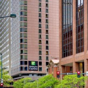 Mile High Station Hotels - Holiday Inn Express Denver Downtown