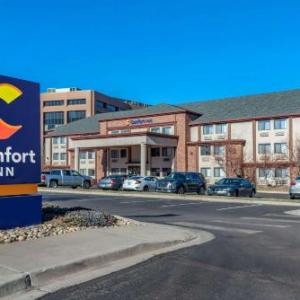 Hotels near Stampede Aurora - Comfort Inn Denver Southeast Area