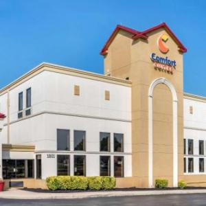 Hotels near Hager Hall Conference and Events Center - Comfort Suites Hagerstown