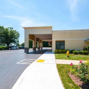 AACC Pascal Center Hotels - Comfort Inn Annapolis