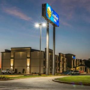 Hotels near Canton Sports Center - Comfort Inn Metro Airport Romulus