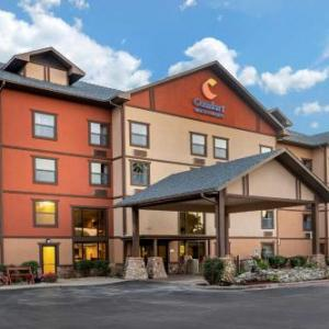 The Mansion Theatre Hotels - Comfort Inn & Suites Branson