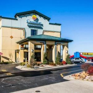 Ozark Empire Fairgrounds Hotels - Comfort Inn & Suites North Springfield