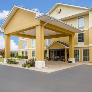 Hotels near Black River Coliseum - Comfort Inn Poplar Bluff