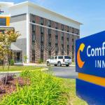Comfort Inn near Rocky Mount Sports Complex