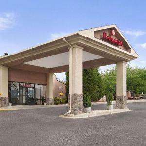 Hotels near Highland Brewing Company Asheville - Ramada by Wyndham Asheville Southeast