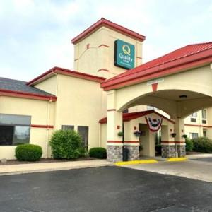 Hotels near Darke County Fairgrounds - Quality Inn Greenville North