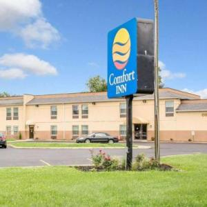 Vern Riffe Center for the Arts at Shawnee State University Hotels - Comfort Inn Piketon