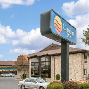Hotels near Terrortown Haunted House - Comfort Inn Maumee - Perrysburgh Area