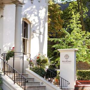 Hotels near Athena Leicester - Belmont Hotel Leicester