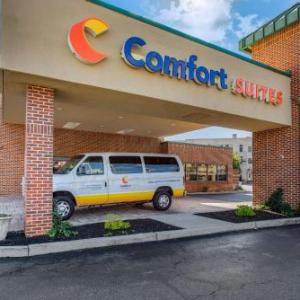 Hotels near Sands Steel Stage at PNC Plaza - Comfort Suites University Bethlehem