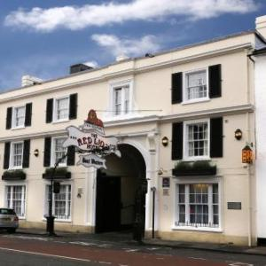Salisbury Arts Centre Hotels - Best Western Red Lion Hotel