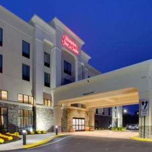 Parx Racing and Casino Hotels - Hampton Inn & Suites Philadelphia/Bensalem
