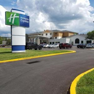 Pittsburgh Indoor Sports Arena Hotels - Holiday Inn Express Pittsburgh-North