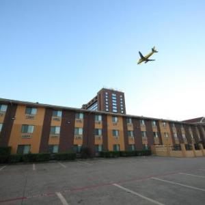 Irving Bible Church Hotels - Quality Inn Dfw - Airport