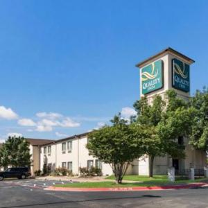 Austin Steam Train Hotels - Comfort Inn Cedar Park