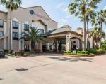 Sugarland Texas Hotels - Comfort Suites Stafford