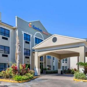 LaBare Houston Hotels - Comfort Suites Houston Galleria