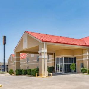Super 8 By Wyndham Amarillo West
