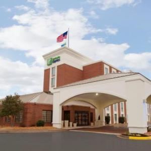 The Groove Music Hall Hotels - Holiday Inn Express Fredericksburg Southpoint