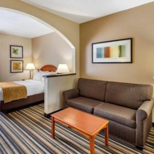 Regent University Hotels - Comfort Suites Chesapeake