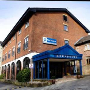 Best Western Park Hall Hotel & Leisure Club