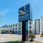 Quality Inn & Suites Near Tanger Outlet Mall