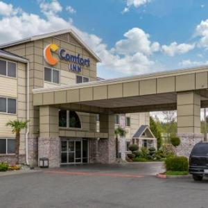 ShoWare Center Hotels - Comfort Inn Kent - Seattle