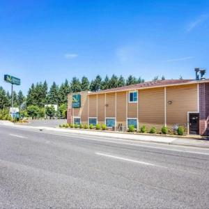 Hotels near Clark County Fairgrounds - Quality Inn Vancouver