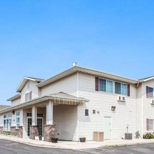 Hotels near Spokane County Fair and Expo Center - Rodeway Inn & Suites