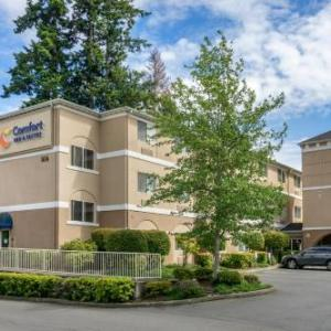 Hotels near Kenmore Lanes - Comfort Inn Bothell - Seattle North