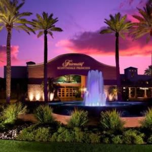 Desert Mountain Hotels - Fairmont Scottsdale Princess