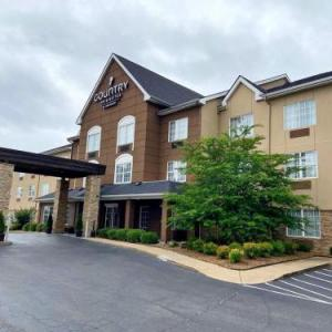 Country Inn & Suites By Radisson Jackson Tn