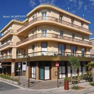 Book Now Hotel Acapulco (Rimini, Italy). Rooms Available for all budgets. Featuring free WiFi Hotel Acapulco offers pet-friendly accommodation in Torre Pedrera 7 km from Rimini. There is a games room on site and guests can enjoy the on-site bar. Fre