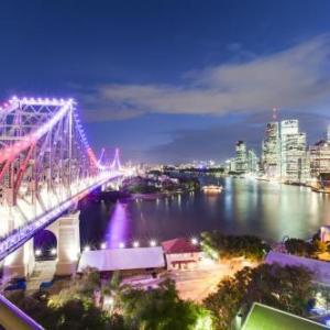 Hotels near The Fortitude Music Hall - Oakwood Hotel & Apartments Brisbane