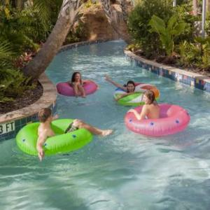 Islands of Adventure Hotels - Universal's Cabana Bay Beach Resort