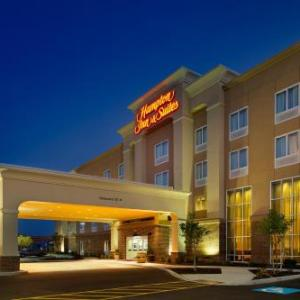 Hampton Inn & Suites - Buffalo Airport NY, 14225