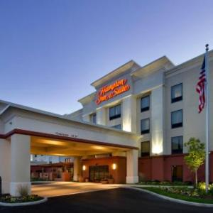 Lynwood Sports Center Hotels - Hampton Inn & Suites Schererville