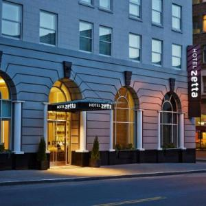 Hotels near Mezzanine San Francisco - Hotel Zetta San Francisco