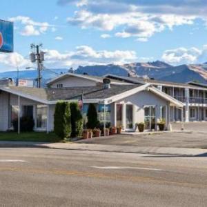 Motel 6-Wenatchee WA