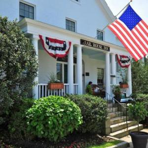 Jane Pickens Theater and Event Center Hotels - Jailhouse Inn