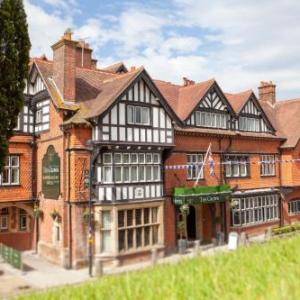 New Forest National Park Lymington Hotels - The Crown Manor House Hotel
