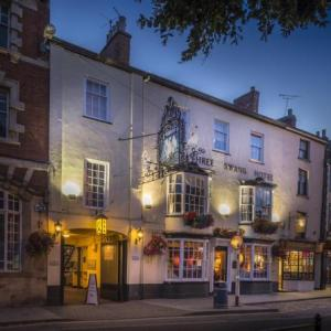 The Three Swans Hotel Market Harborough Leicestershire