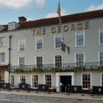Hotels near Colchester Arts Centre - The George Hotel