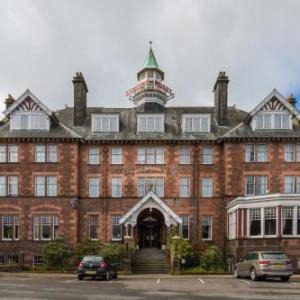 Dumfries Ice Bowl Hotels - Best Western Station Hotel