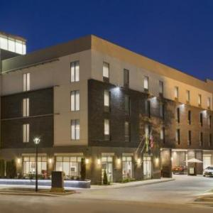 McAlister Auditorium Hotels - Home2 Suites By Hilton Greenville Downtown