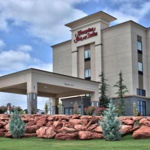 Hampton Inn & Suites Guthrie Ok