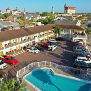 Flagler College Auditorium Hotels - Marion Motor Lodge - St. Augustine