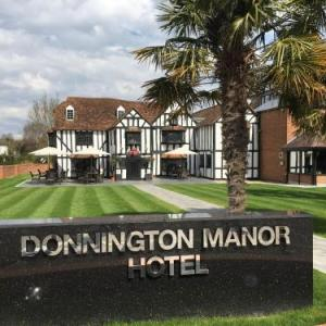 Hotels near The Stag Sevenoaks - Donnington Manor Hotel
