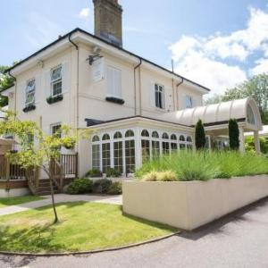 Hotels near New Forest National Park Lymington - Forest Lodge Hotel